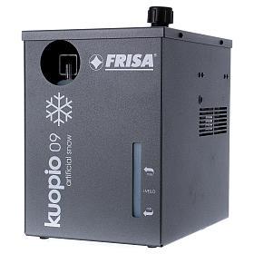 Kuopio 09: generatore di neve s2