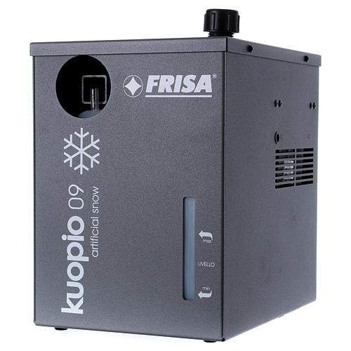Kuopio 09: generatore di neve 2