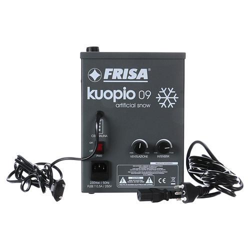 Kuopio 09: generatore di neve 4