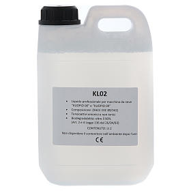 Liquid snow for Kuopio snow machines, 2litres s1