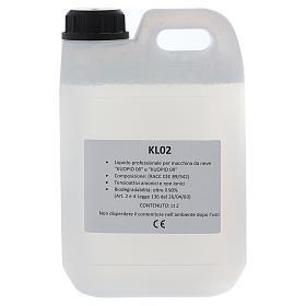 Liquido neve per Kuopio 2 litri s1