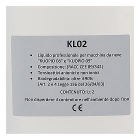 Liquido neve per Kuopio 2 litri s2