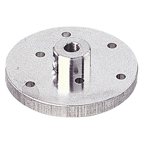 Adaptador para motores con eje de 4 mm. MR y MCC 1