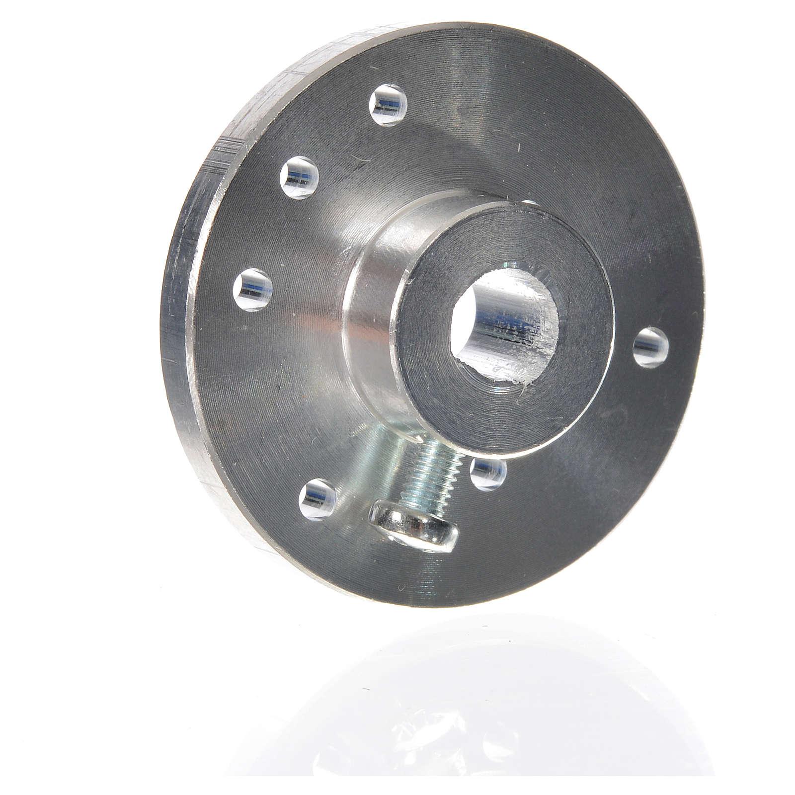 Riemenscheibe für Getriebemotor ME Ø7mm 4