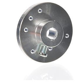 Riemenscheibe für Getriebemotor ME Ø7mm s1
