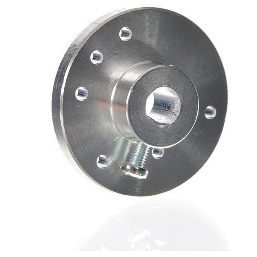Riemenscheibe für Getriebemotor ME Ø7mm 1