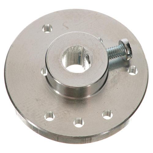 Riemenscheibe für Getriebemotor ME Ø7mm 3