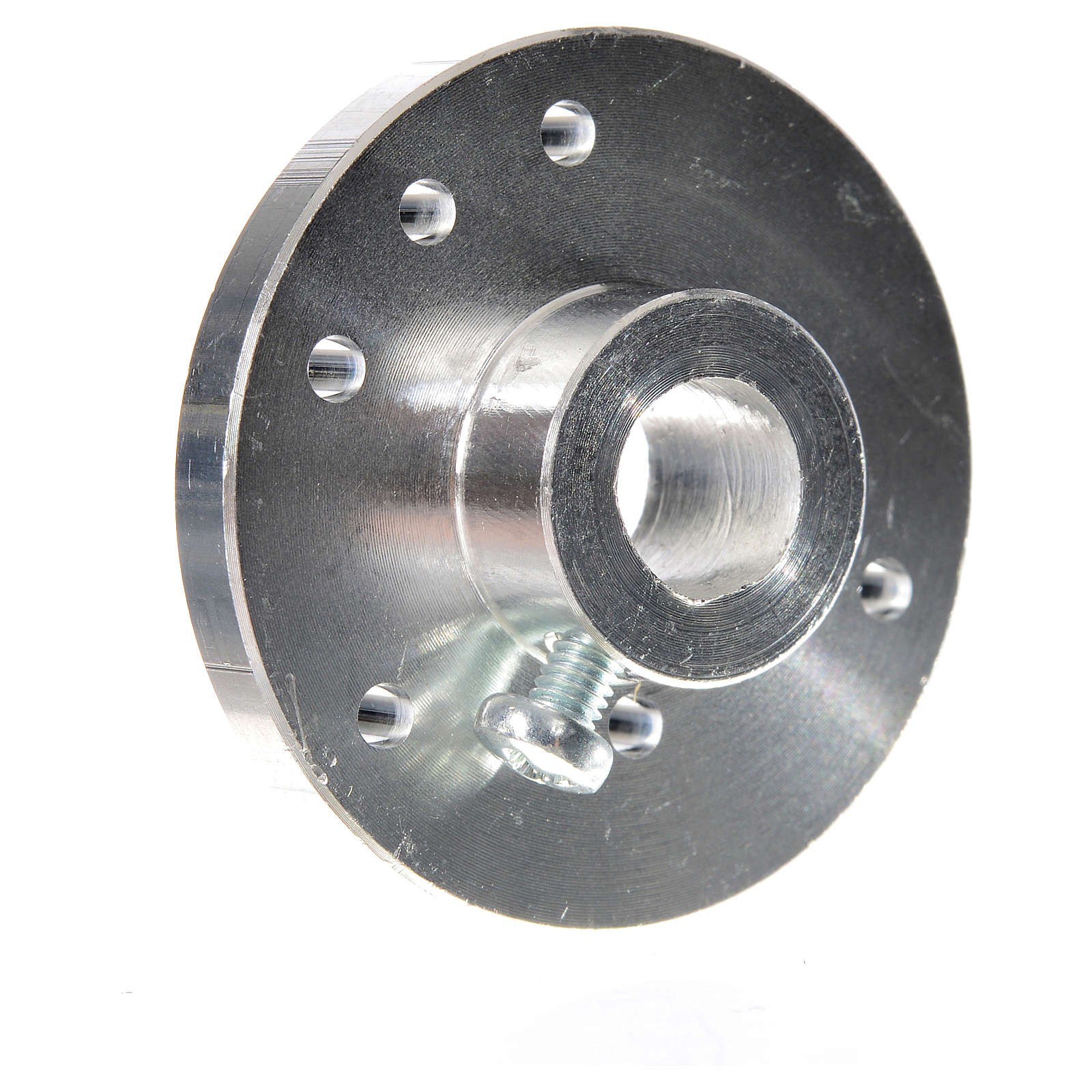 Nativity accessory, pulley for gear motor for 8mm spindle MP 4