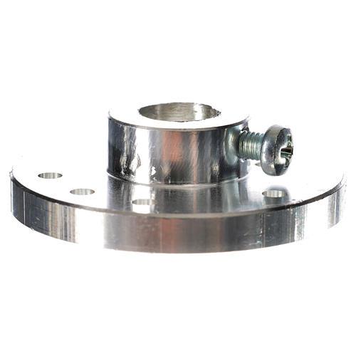 Poulie pour motoréducteur arbre diam. 8 mm MP 4