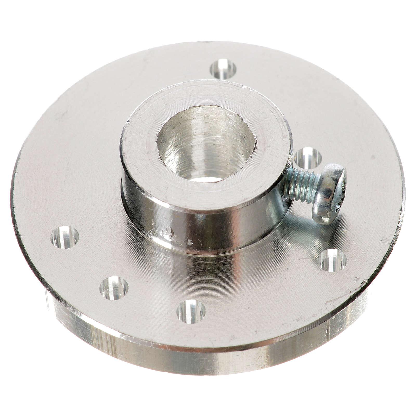 Roldana para motoredutor para eixo diâm 8 mm MP 4