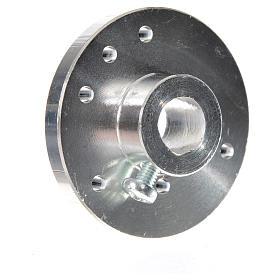 Bombas de Água e Motores para Presépio: Roldana para motoredutor para eixo diâm 8 mm MP