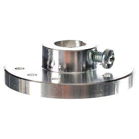 Roldana para motoredutor para eixo diâm 8 mm MP s4