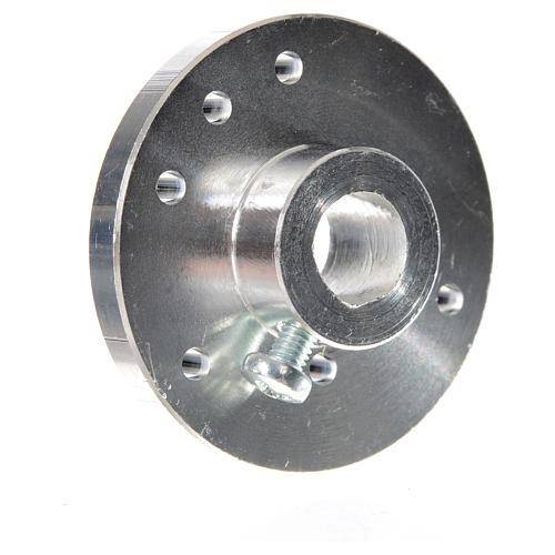 Roldana para motoredutor para eixo diâm 8 mm MP 1