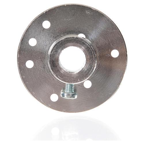 Roldana para motoredutor para eixo diâm 8 mm MP 2