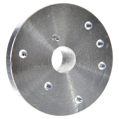 Roldana para motoredutor para eixo diâm 8 mm MP 3