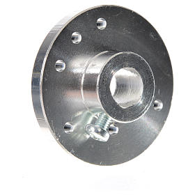 Nativity accessory, pulley for gear motor for 8mm spindle MP s1