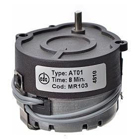 Motoriduttore presepe MR giri/minuto 1/8 s3