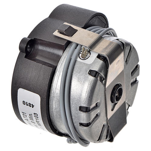 Nativity accessory, MR gear motor, 1-8 t/m 1
