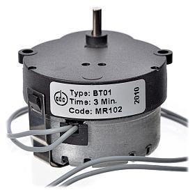 Nativity accessory, MR gear motor, 1-3 t/m s3