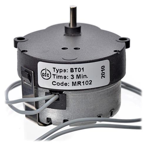 Nativity accessory, MR gear motor, 1-3 t/m 3