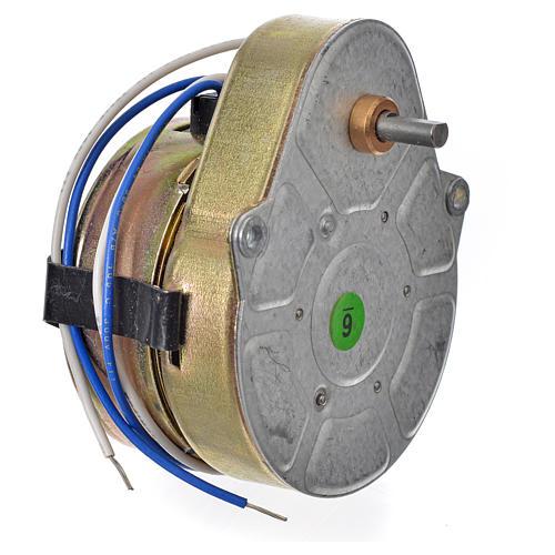 Motor movimientos MR 3 rpm 2