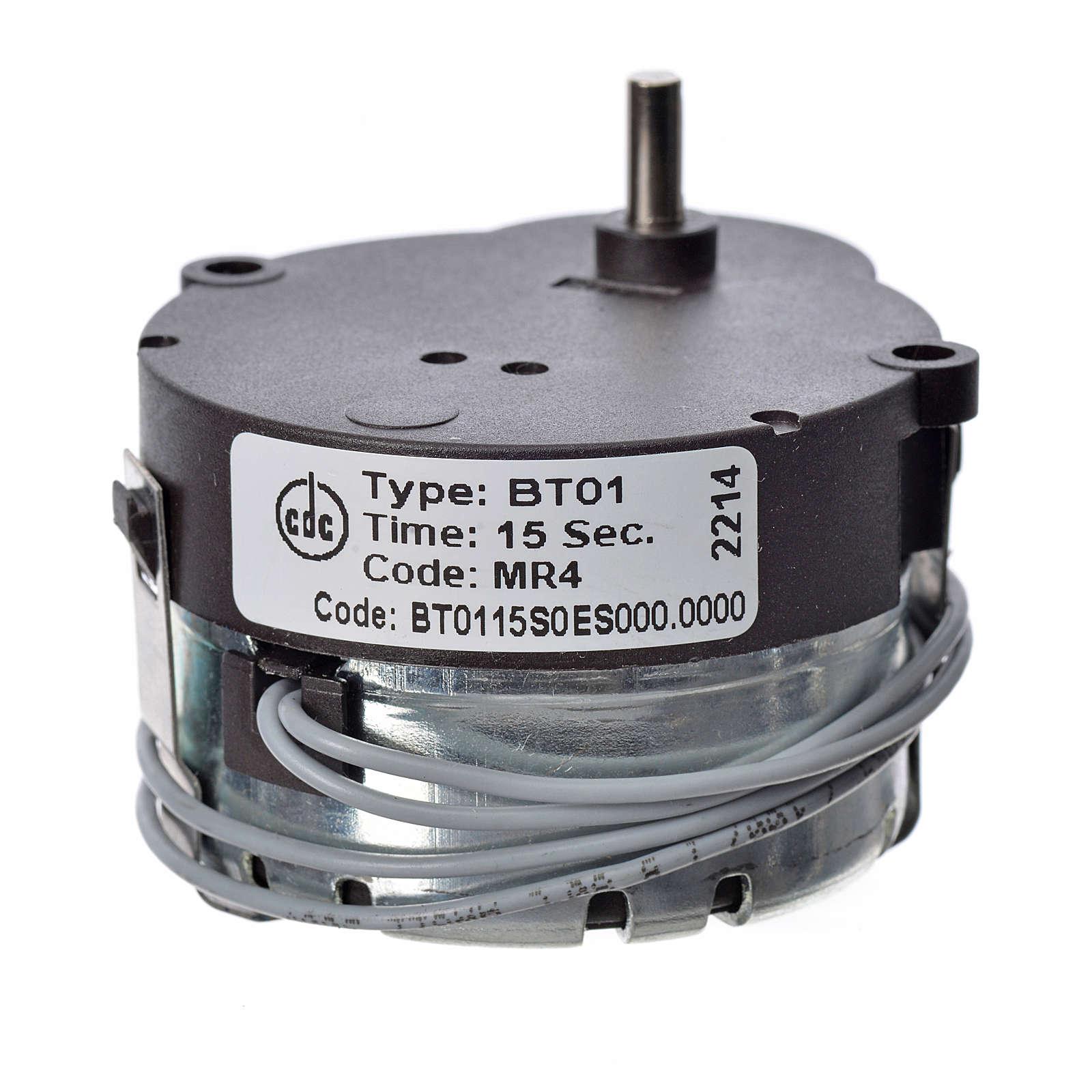 Motor movimientos MR 4 rpm 4