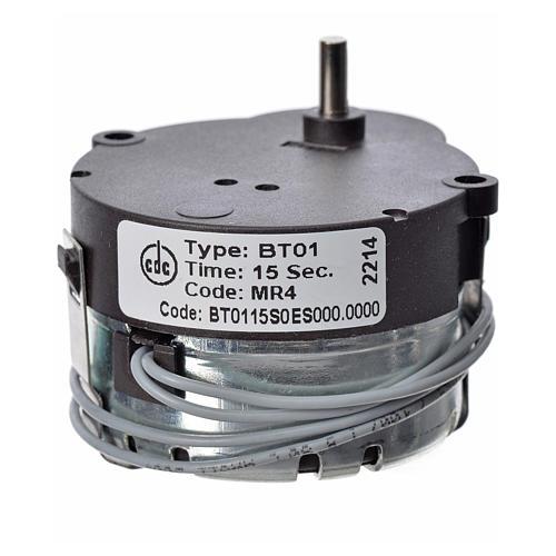 Motor movimientos MR 4 rpm 3