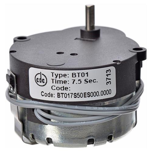 Motor movimientos MR 8 rpm 3