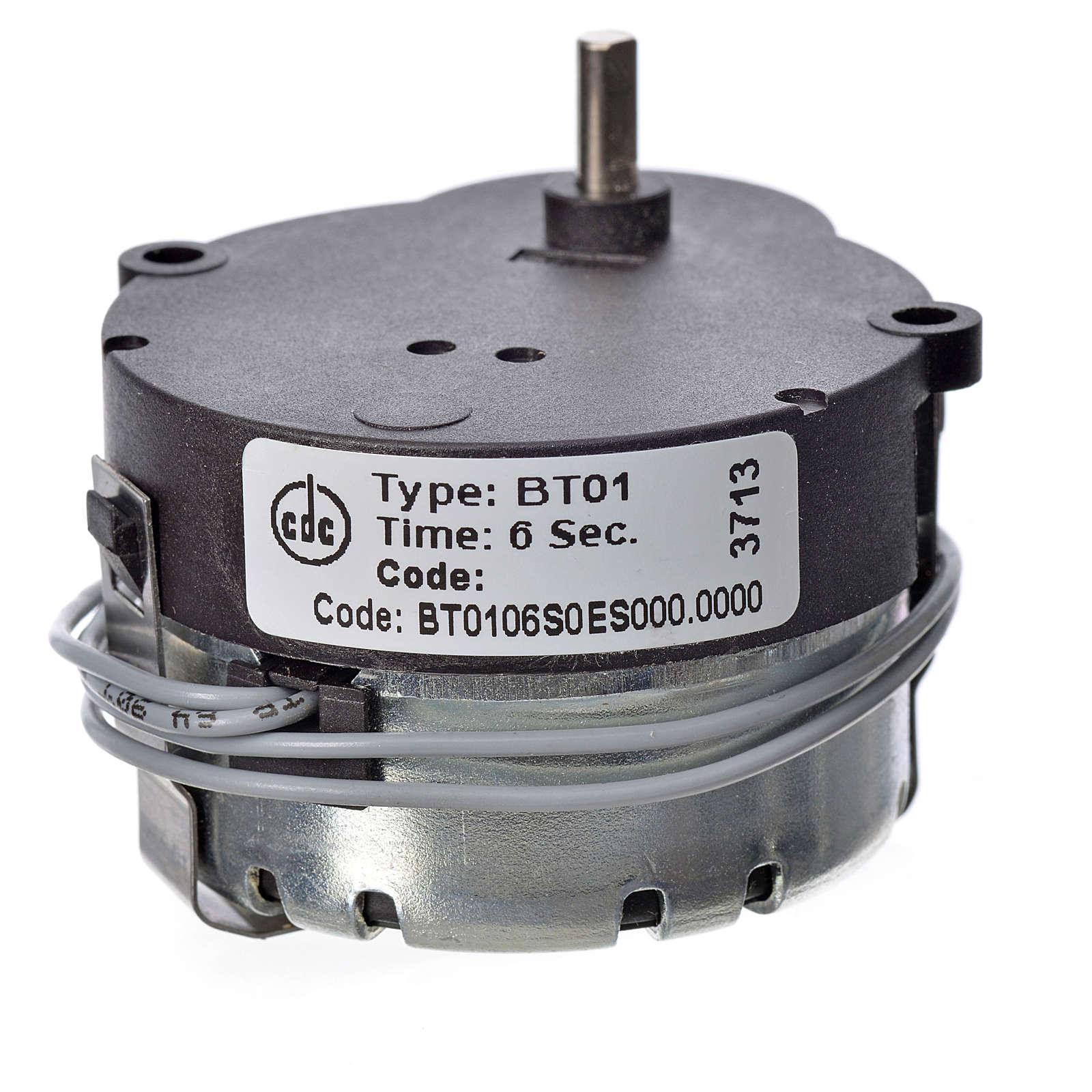 Motor movimientos MR 10 rpm 4