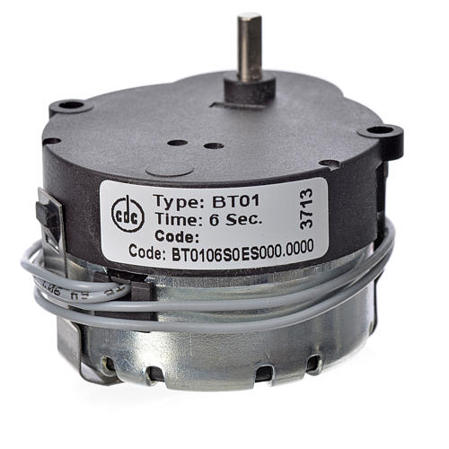 Motor movimientos MR 10 rpm 3