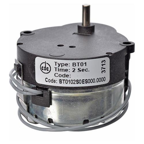 Motor movimientos MR 30 rpm 3
