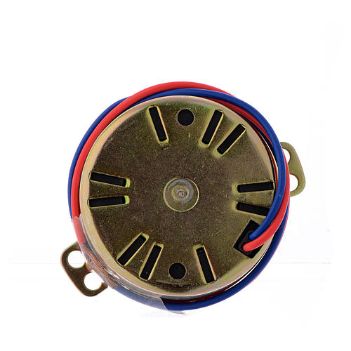 Motoreduktor do szopki ME 2 obr/min 1