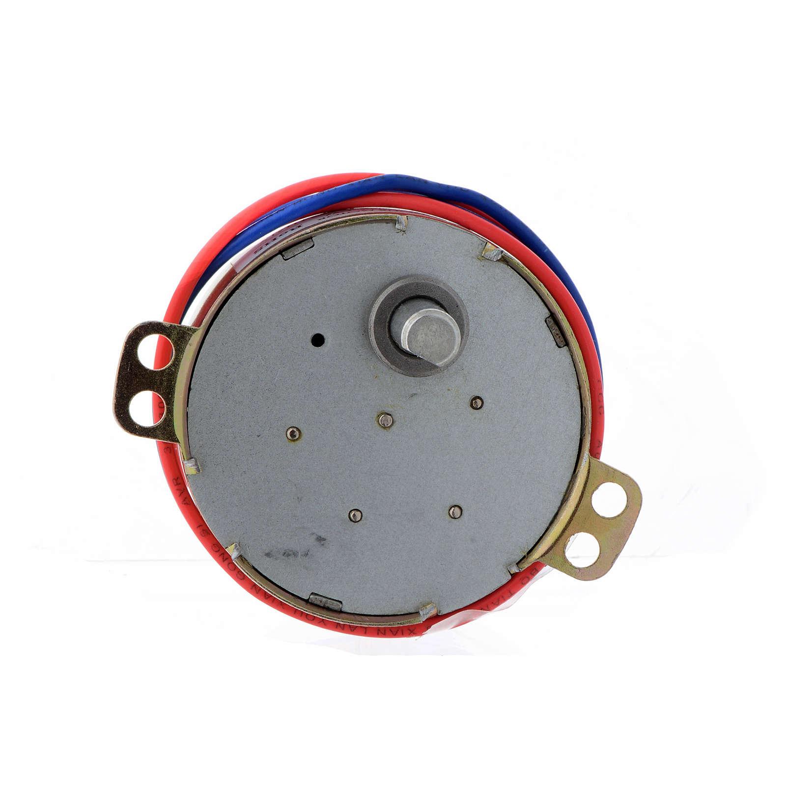 Motoredutor ME para presépio MR rpm 2 4