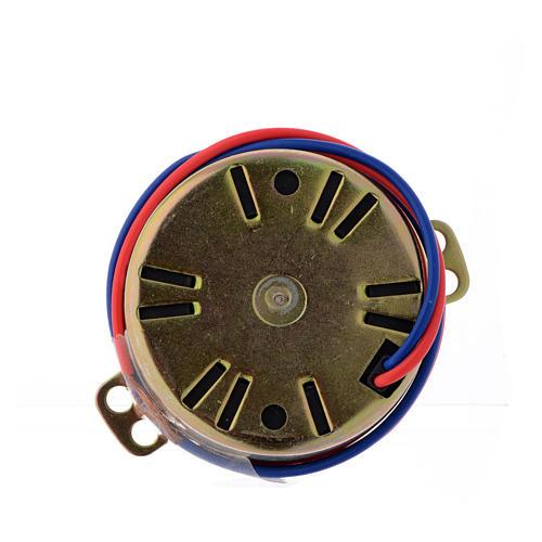 Motoredutor ME para presépio MR rpm 2 1