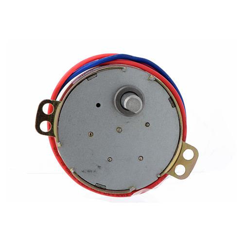 Motoredutor ME para presépio MR rpm 2 2