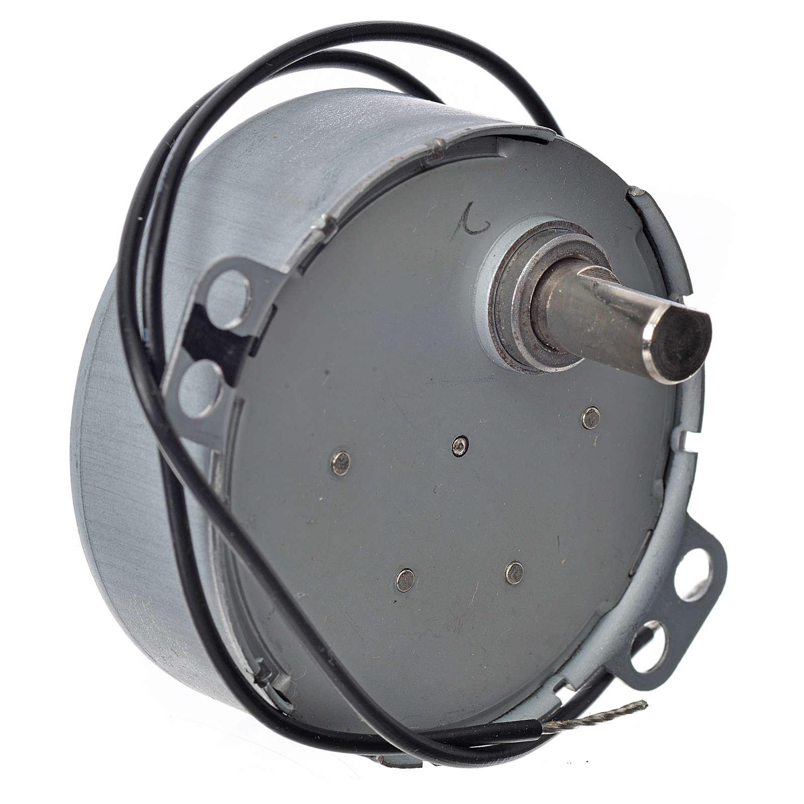 Motoredutor ME para presépio MR rpm 4 4