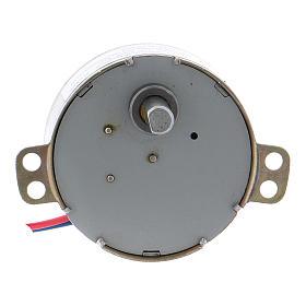 Bomba de agua y motores para movimientos: Motor movimientos ME 5 rpm