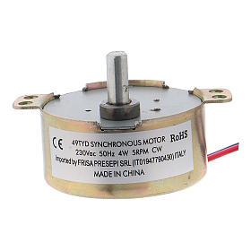 Motor movimientos ME 5 rpm s2