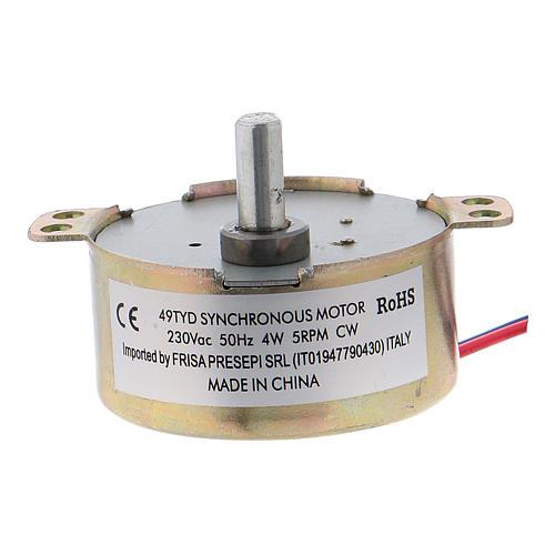 Motor movimientos ME 5 rpm 2
