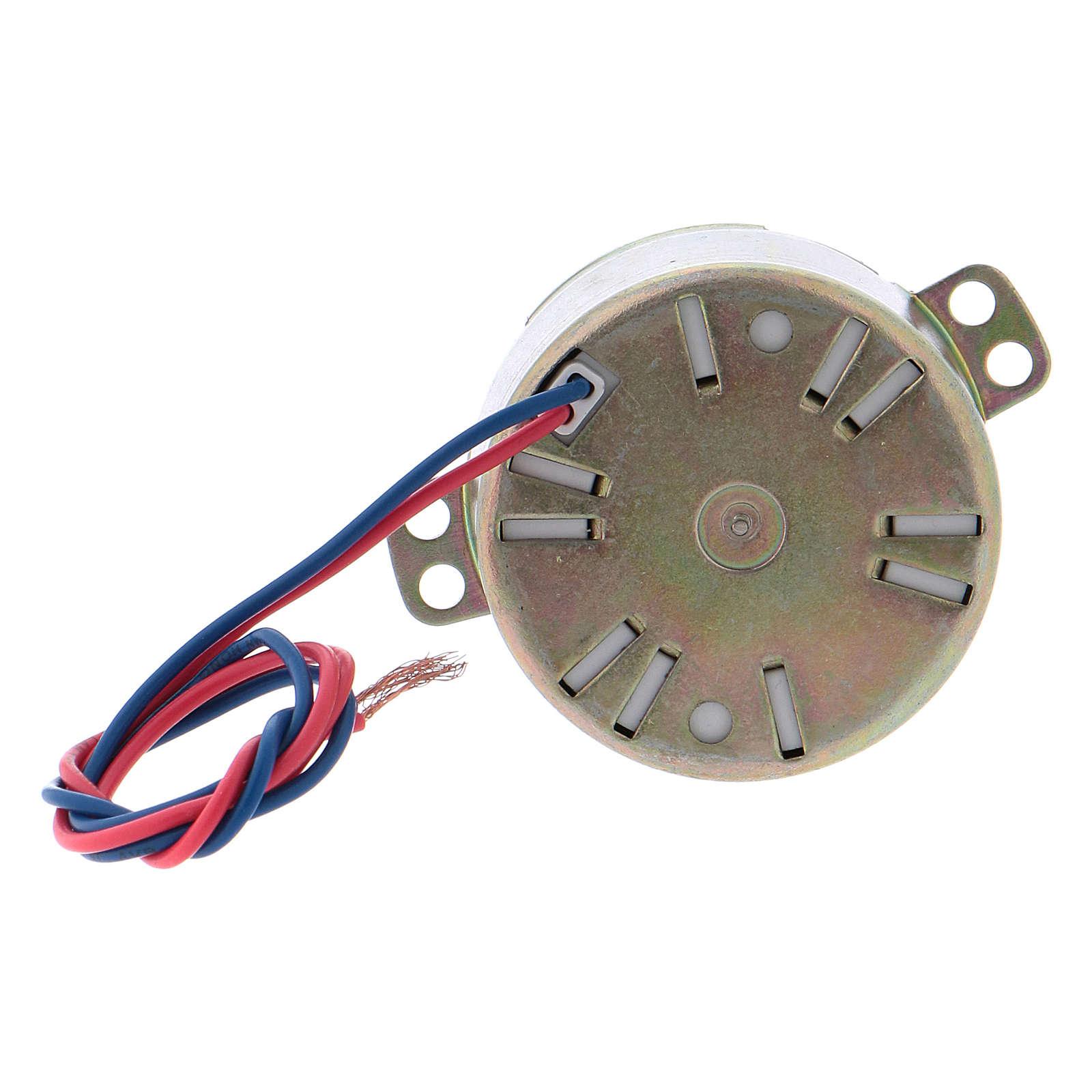 Nativity accessory, ME gear motor, 15 t/m 4