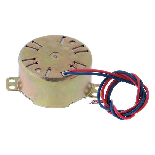 Nativity accessory, ME gear motor, 30 t/m 3