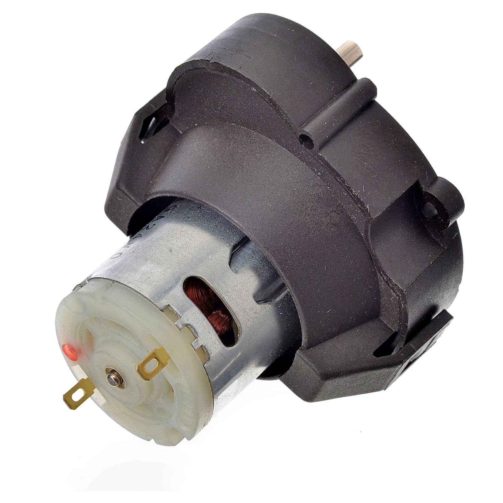 Nativity accessory, MCC gear motor, direct current 12V 1-3t/m 4