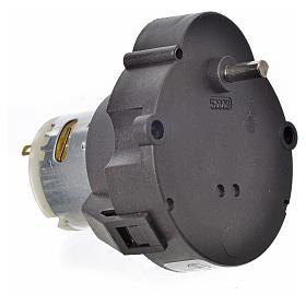 Nativity accessory, MCC gear motor, direct current 12V 1-3t/m s1
