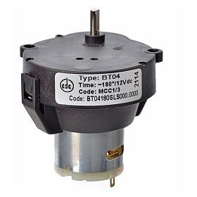 Nativity accessory, MCC gear motor, direct current 12V 1-3t/m s3