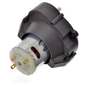 Moto-réducteur pour crèche MCC à courent continu 12V t/min 1- s2