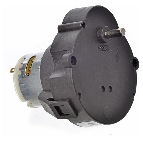 Moto-réducteur pour crèche MCC à courent continu 12V t/min 1- 1