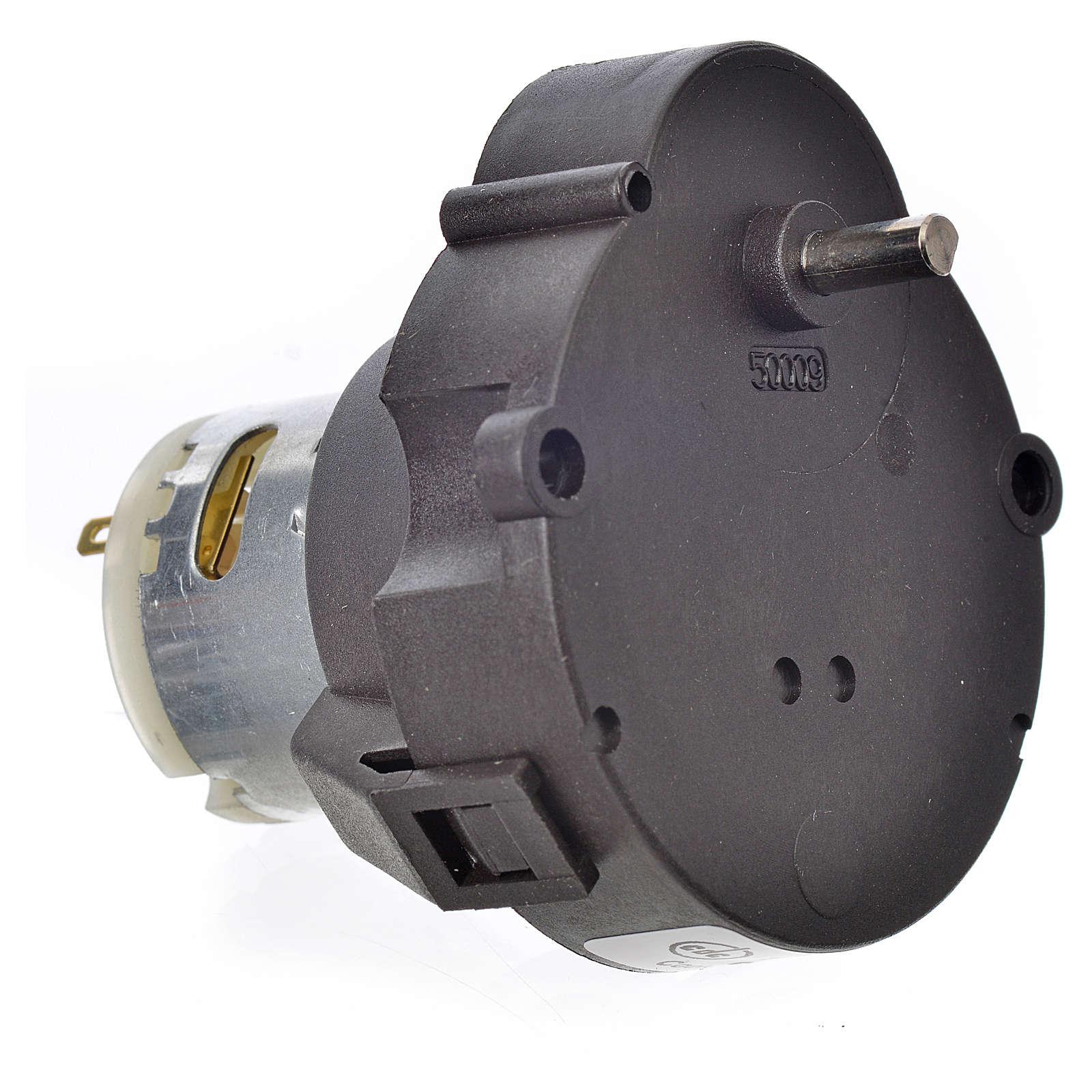 Motoriduttore presepe MCC a corrente continua 12V g/m 1/3 4