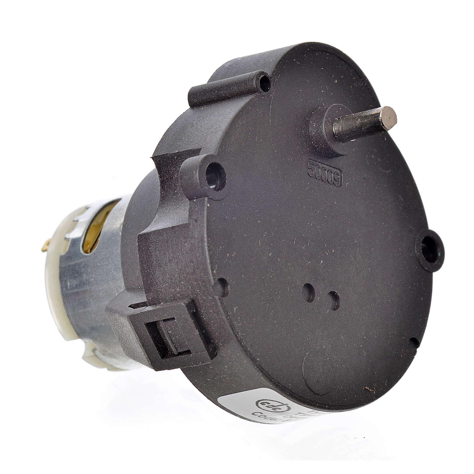 Motorreductor belén MCC corriente continua 12V rpm 10 4