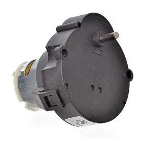 Bomba de agua y motores para movimientos: Motorreductor belén MCC corriente continua 12V rpm 10