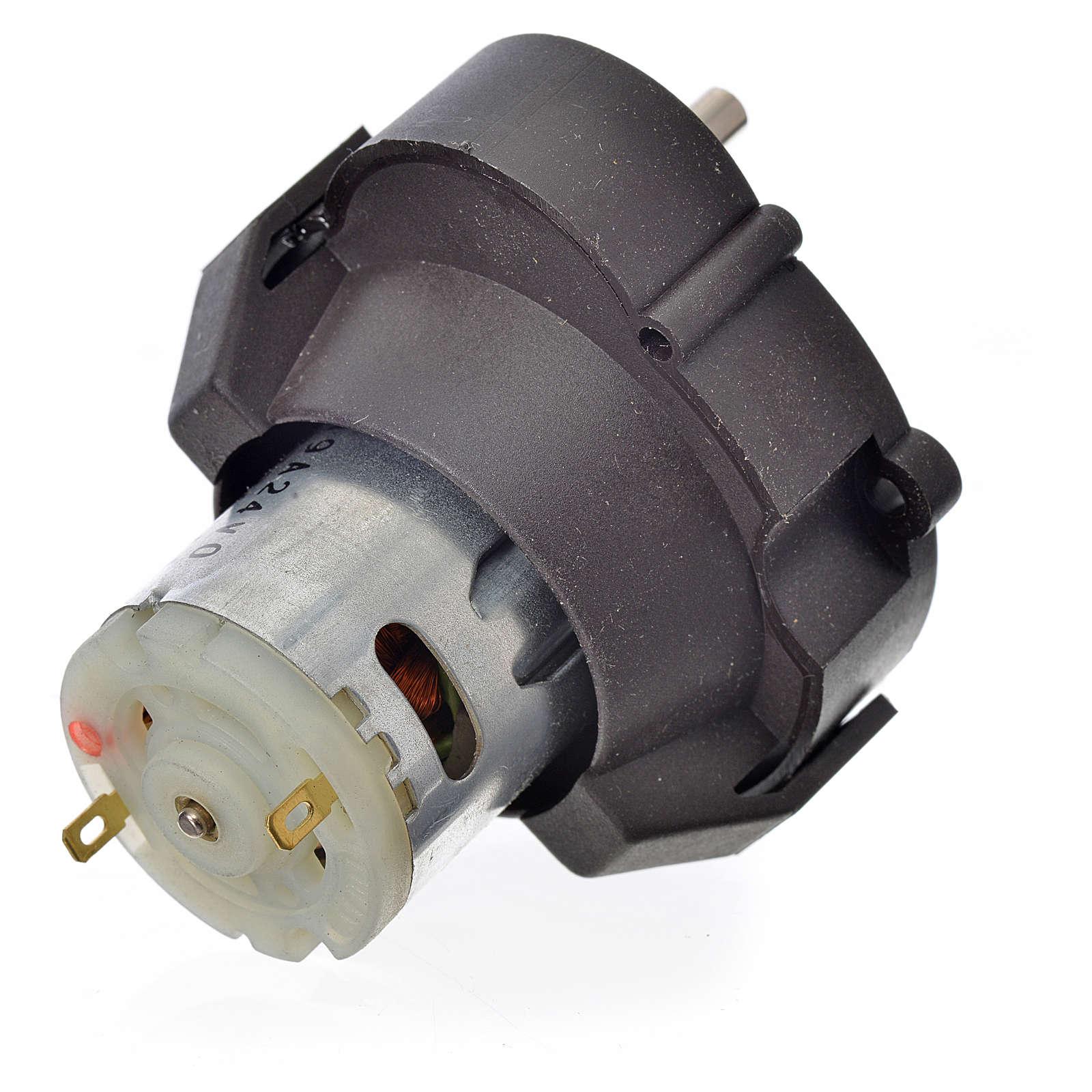 Motoriduttore presepe MCC a corrente continua 12V g/m 10 4